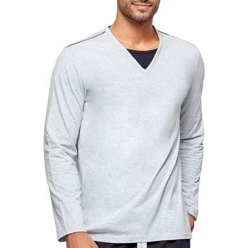 Oblačila Moški Pižame & Spalne srajce Impetus GO42024 073 Siva