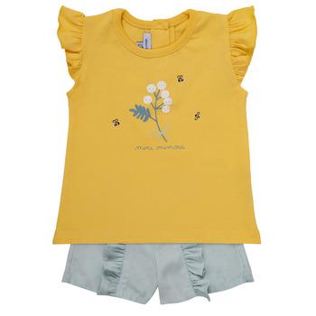 Oblačila Deklice Otroški kompleti Absorba CLEMENCE Modra