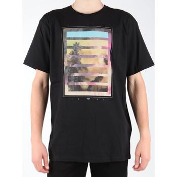 Oblačila Moški Majice s kratkimi rokavi Quiksilver EQYZT00013-KVJ0 black