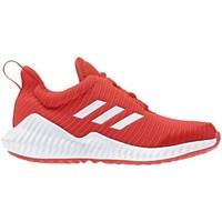 Čevlji  Otroci Nizke superge adidas Originals Fortarun K Rdeča