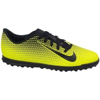 Čevlji  Otroci Nogomet Nike JR Bravatax II TF Črna, Rumena