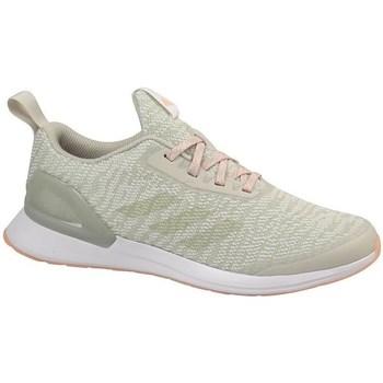 Čevlji  Otroci Tek & Trail adidas Originals Rapidarun X Knit J Bež, Olivna