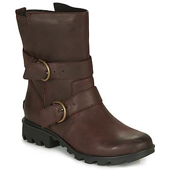 Čevlji  Ženske Škornji za sneg Sorel PHOENIX MOTO Kostanjeva