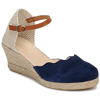 Čevlji  Ženske Sandali & Odprti čevlji André BABI Modra