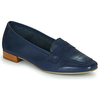 Čevlji  Ženske Mokasini André NAMOURS Modra