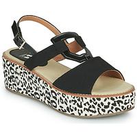Čevlji  Ženske Sandali & Odprti čevlji Vanessa Wu MIGLOS Črna