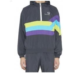 Oblačila Moški Športne jope in jakne Sergio Tacchini Veste  windbreaker noir/multi-couleur