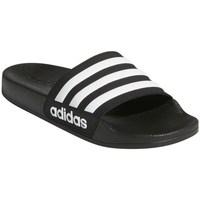 Čevlji  Otroci Natikači adidas Originals Adilette Shower K Črna