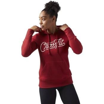 Oblačila Ženske Puloverji Reebok Sport Crossfit Rdeča