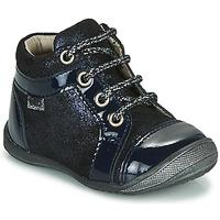 Čevlji  Deklice Polškornji GBB OMANE Modra