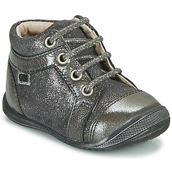 Čevlji  Deklice Polškornji GBB OMANE Siva