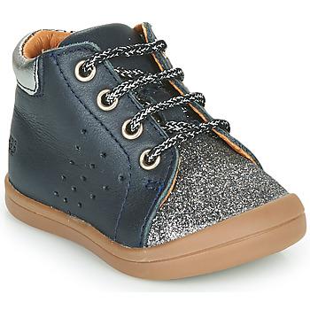 Čevlji  Deklice Polškornji GBB NAHIA Modra