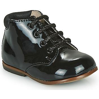 Čevlji  Deklice Polškornji GBB TACOMA Črna