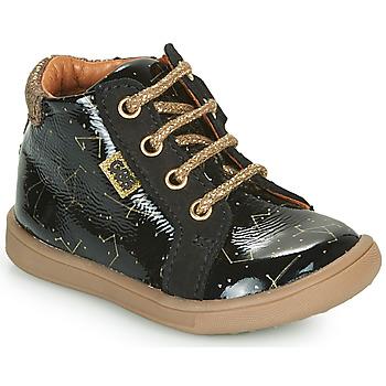 Čevlji  Deklice Polškornji GBB FAMIA Črna