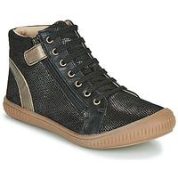 Čevlji  Deklice Visoke superge GBB RACHIDA Črna