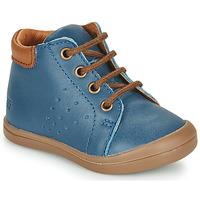 Čevlji  Dečki Polškornji GBB TIDO Modra
