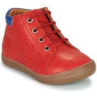 Čevlji  Dečki Polškornji GBB TIDO Rdeča