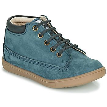 Čevlji  Dečki Polškornji GBB NORMAN Modra