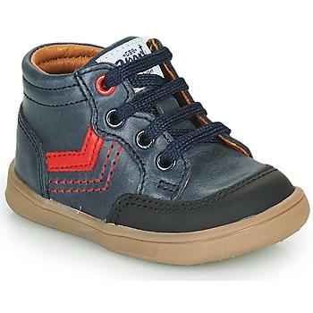 Čevlji  Dečki Visoke superge GBB VIGO Modra