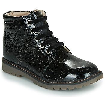 Čevlji  Deklice Polškornji GBB NAREA Črna