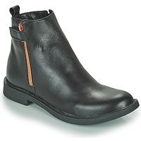 Čevlji  Deklice Polškornji GBB XIANA Črna