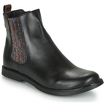 Čevlji  Deklice Polškornji GBB ARANA Črna