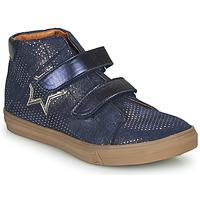 Čevlji  Deklice Visoke superge GBB MAYMA Modra