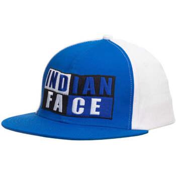 Tekstilni dodatki Kape s šiltom The Indian Face Santa Cruz Modra