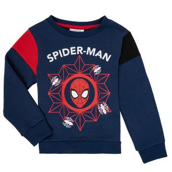 Oblačila Dečki Puloverji TEAM HEROES SPIDERMAN SWEAT Modra