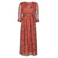 Oblačila Ženske Dolge obleke Vero Moda VMGLAMMY Rdeča