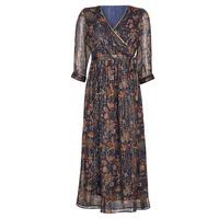 Oblačila Ženske Dolge obleke Vero Moda VMGLAMMY Modra