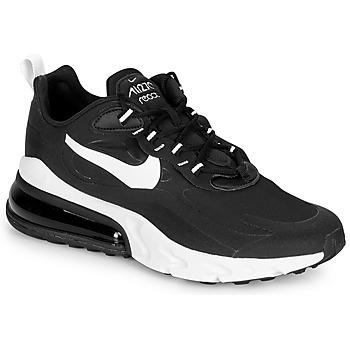 Čevlji  Moški Nizke superge Nike AIR MAX 270 REACT Črna / Bela