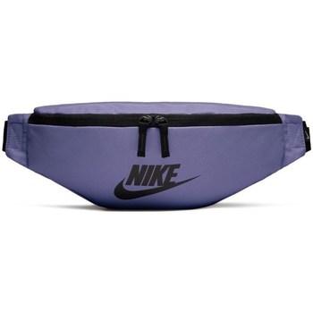 Torbice Ženske Torbice za okrog pasu Nike Heritage Vijolična