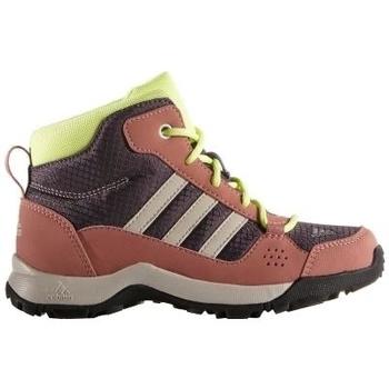 Čevlji  Otroci Pohodništvo adidas Originals Performance Hiperhiker Rjava
