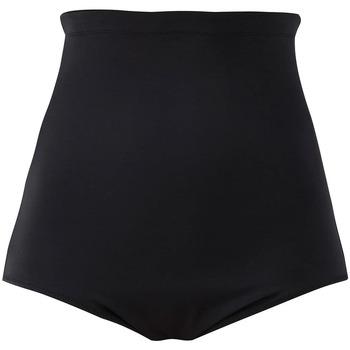 Spodnje perilo Ženske Spodnje hlačke za oblikovanje postave Elomi ES7604 BLK Črna