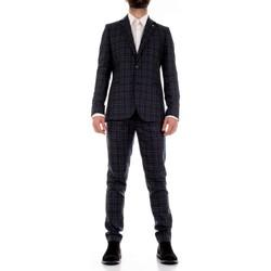 Oblačila Moški Obleka Mulish CBR-AB7200Q Blu
