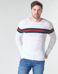Oblačila Moški Puloverji Casual Attitude MIRANDA Bela