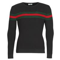 Oblačila Moški Puloverji Casual Attitude BAOLI Črna