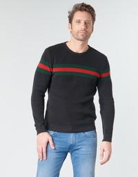Oblačila Moški Puloverji Yurban BAOLI Črna