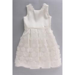 Oblačila Otroci Otroški kompleti Bella Brilli BB203050 Avorio