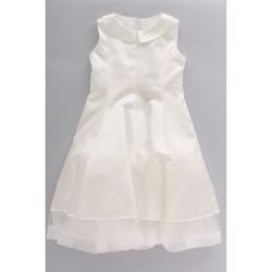 Oblačila Otroci Otroški kompleti Bella Brilli BB203059 Avorio