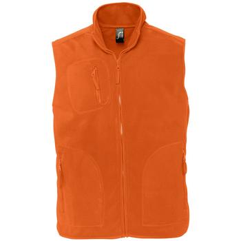 Oblačila Flis Sols NORWAY POLAR Naranja