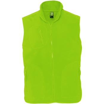 Oblačila Flis Sols NORWAY POLAR Verde