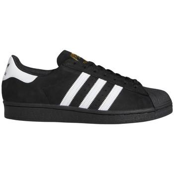 Čevlji  Moški Skate čevlji adidas Originals Superstar adv Črna