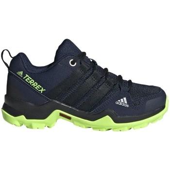 Čevlji  Dečki Tek & Trail adidas Originals Terrex AX2R K Črna,Mornarsko modra