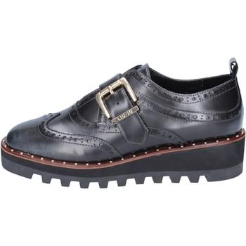 Čevlji  Ženske Čevlji Derby Liu Jo BN358 Črna