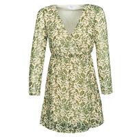 Oblačila Ženske Kratke obleke Betty London MOSSE Večbarvna