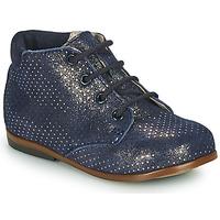 Čevlji  Deklice Polškornji GBB TACOMA Modra