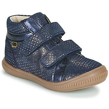 Čevlji  Deklice Visoke superge GBB EDEA Modra