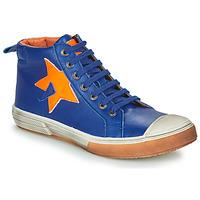 Čevlji  Dečki Visoke superge GBB OCALIAN Modra